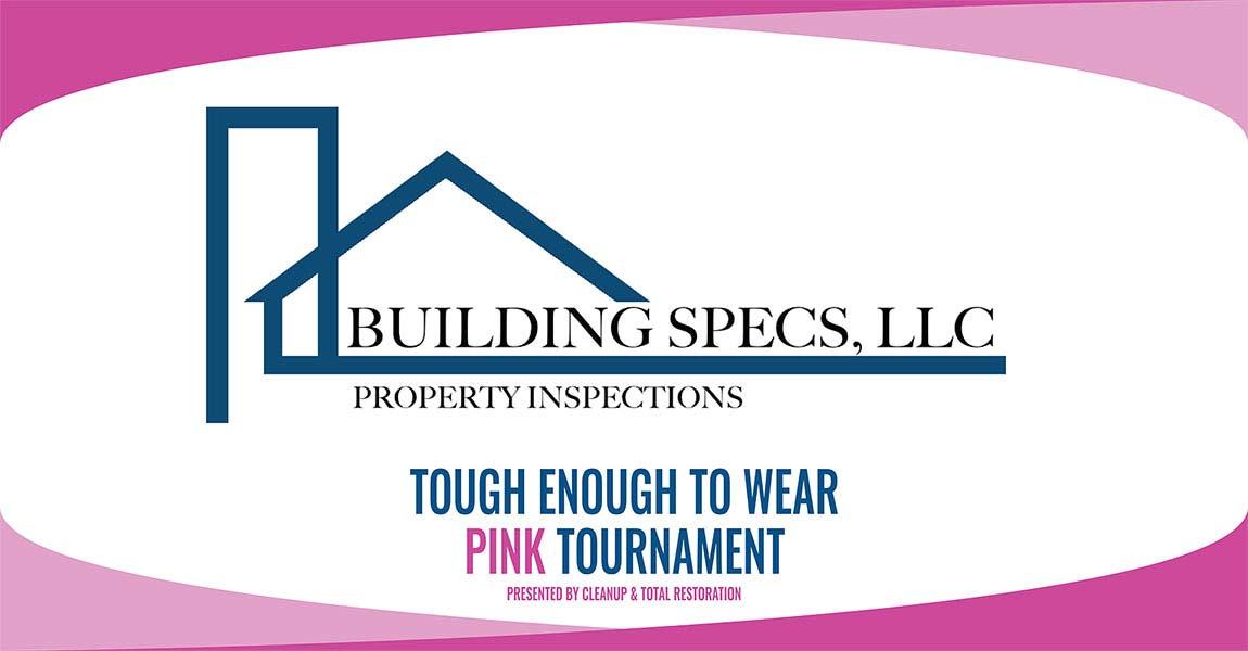 tough enough to wear pink promotional